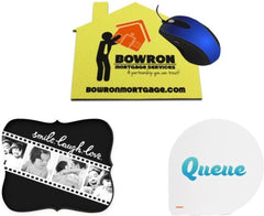 Customised Custom Shape Mousepad ,  corporate gifts