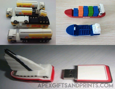 Customised 3D USB Thumbdrive - Corporate Gifts - Apex Gifts and Prints.