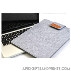 Customised Felt Laptop Sleeve ,  corporate gifts