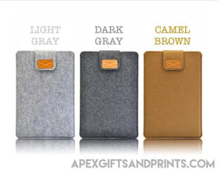 Corporate Gifts - Felt Laptop Sleeve
