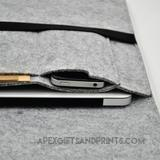 Corporate Gifts : Felt Strap Laptop Sleeve ,