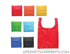 Foldable Nylon Bag - Corporate Gifts - Apex Gifts and Prints.