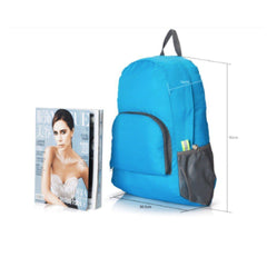 Customised Foldable Travel BackPack ,  corporate gifts