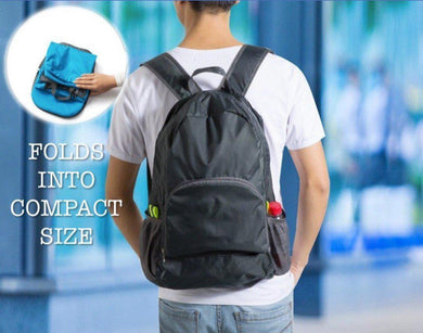 Corporate Gifts : Foldable Travel BackPack ,