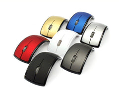 Customised Foldable reless Mouse ,  corporate gifts