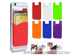 Customised Handphone Silicone Cardholder ,  corporate gifts
