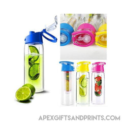 Corporate Gifts - Infused Fold Water Bottle