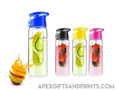 Infused Fold Water Bottle - Corporate Gifts - Apex Gifts and Prints.