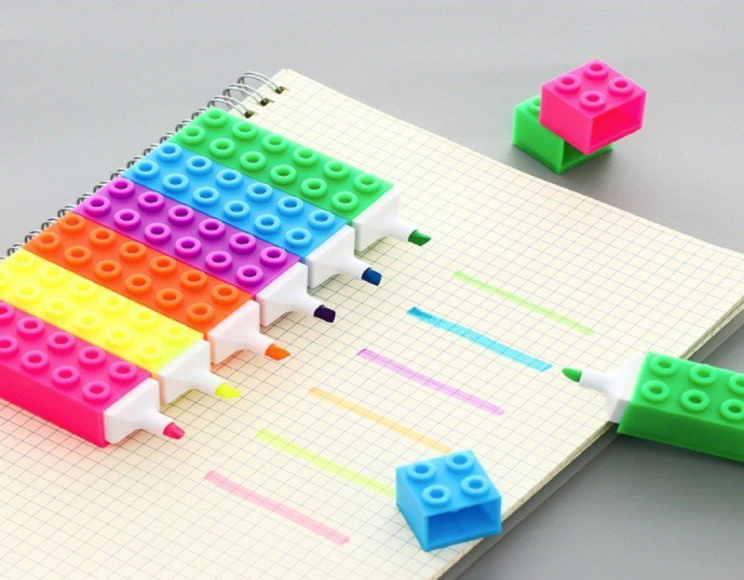Corporate Gifts : Lego Highlighters ,
