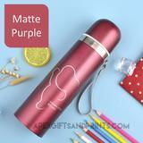 Customised Metallic Matte Tumbler ,  corporate gifts