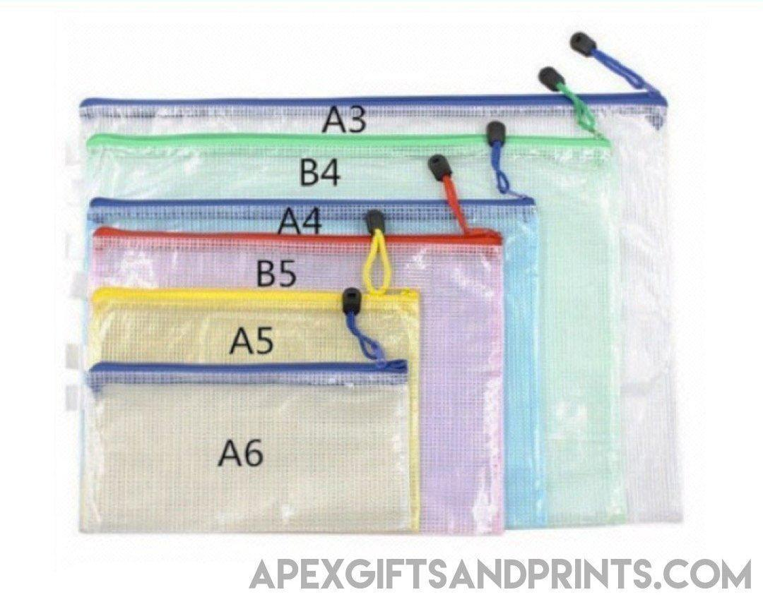 Multi Purpose PVC Pouch - Corporate Gifts - Apex Gifts and Prints.