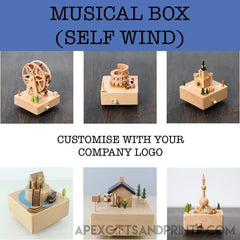 Corporate Gifts - Musical Box