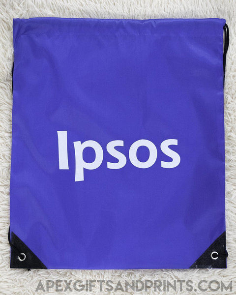 Customised Nylon Drawstring Bag ,  corporate gifts
