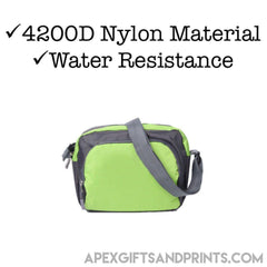 Nylon Sling Bag - Corporate Gifts - Apex Gifts and Prints.