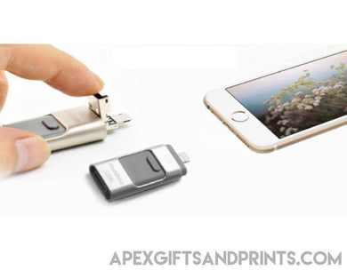 Corporate Gifts - OTG 3-In-1 Thumbdrive