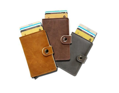 Corporate Gifts : Premium PU RFID Card Holder ,