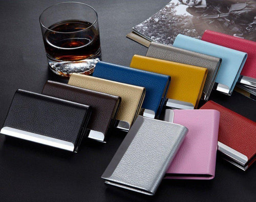 Corporate Gifts - PU Classic Namecard Holder