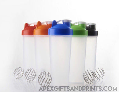 Corporate Gifts - Shaker Water Bottle