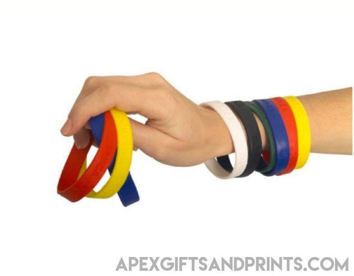 Silicone Wristband - Corporate Gifts - Apex Gifts and Prints.