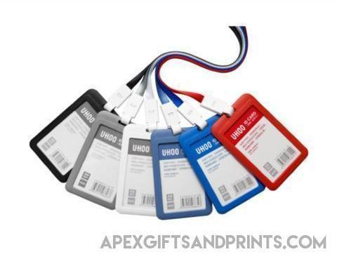 Customised Slick Lanyard Set(Strap w Case) ,  corporate gifts