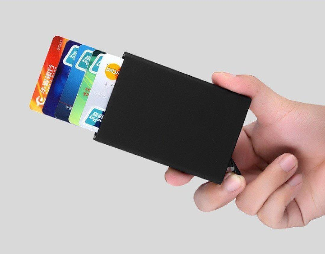 Customised Smart Touch Card Holder ,  corporate gifts
