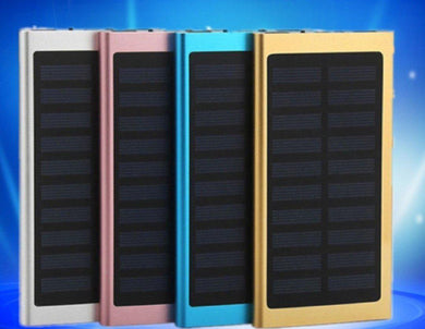 Corporate Gifts - Solar Power Bank (8000mAh)
