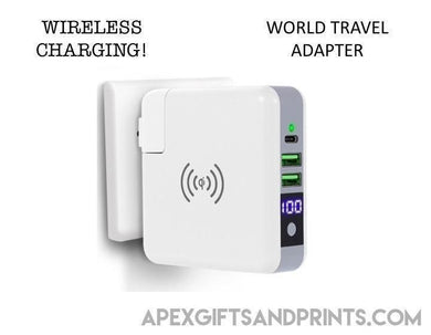 Corporate Gifts : Super Smart Charger (6700mAH) ,