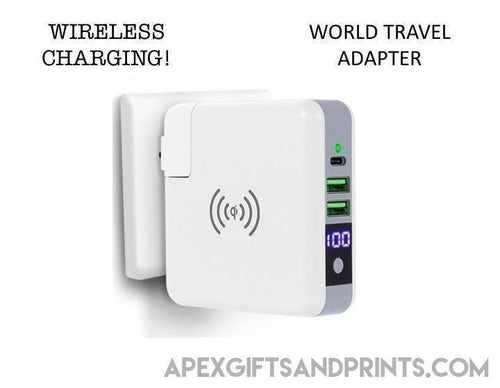 Corporate Gifts - Super Smart Charger (6700mAH)