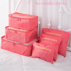Customised Travel Bag Luggage Set(6 Pieces) ,  corporate gifts
