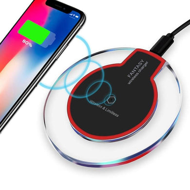 Corporate Gifts - Wireless Charger Round Charging Pad charger