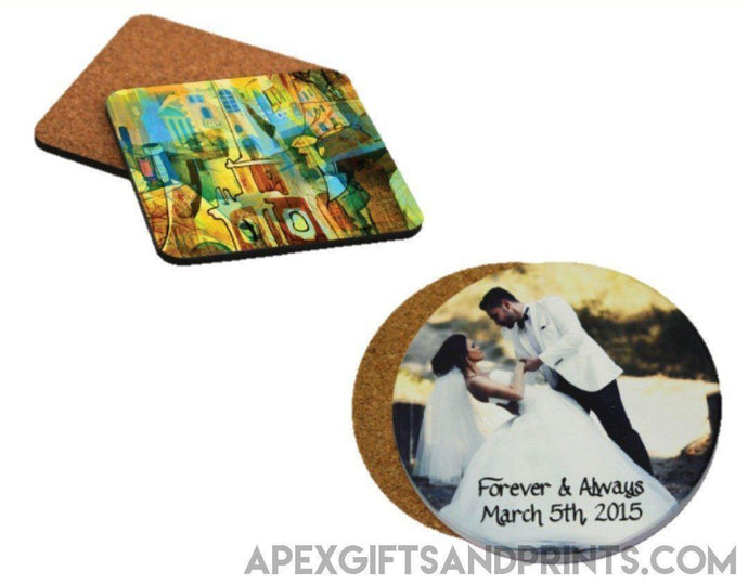 Customised Custom Printed Coaster ,  corporate gifts