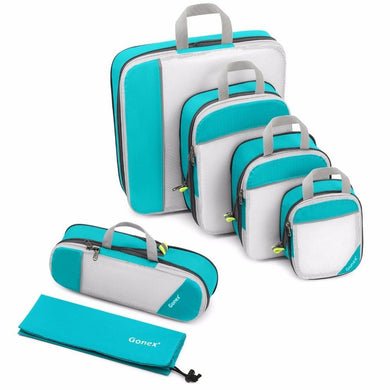 Customised 6pcs/set Travel Bag Storage Organizer ,  corporate gifts