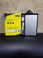 Customised 8000 mAh Polymer Power Bank ,  corporate gifts