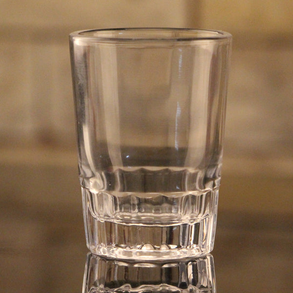 Customised Bar special white ne glass ,  corporate gifts