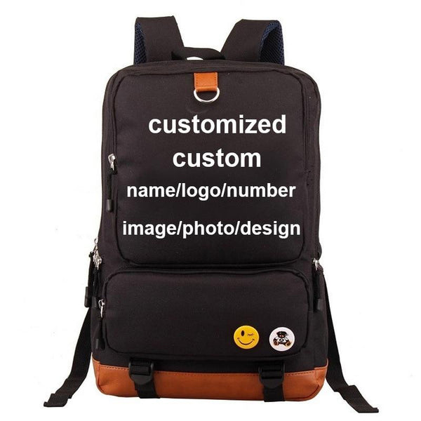 Customised Canvas Backpack ,  corporate gifts