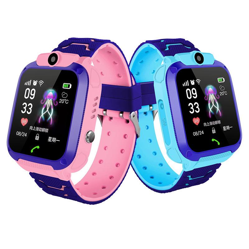 Customised Children's waterproof  smart watches ,  corporate gifts