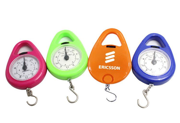 Customised Colorful plastic portable scales ,  corporate gifts