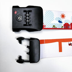 Customised Customs luggage belt ,  corporate gifts