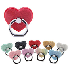 Customised Flash powder mobile phone ring buckle ,  corporate gifts