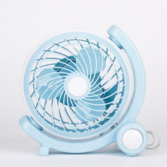 Corporate Gifts - Handheld desktop rechargeable fan