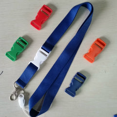 Corporate Gifts - High quality polyester mobile phone lanyard