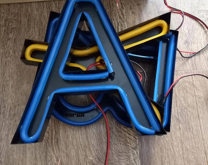 Customised LED light flexible neon sign ,  corporate gifts