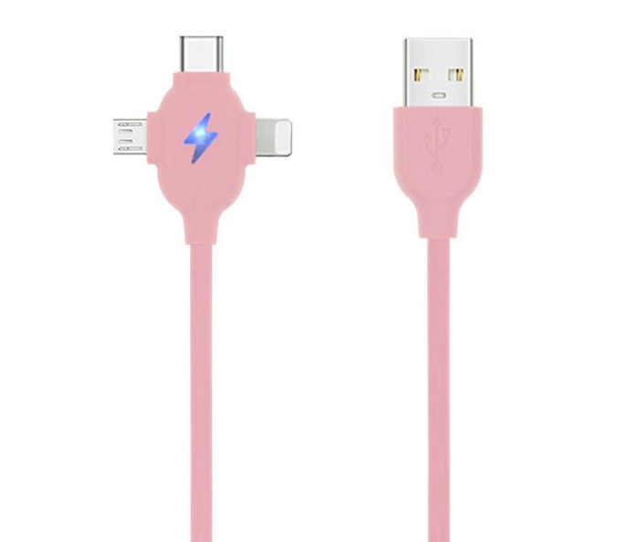 Customised Lightning Universal Mobile Charging Cable ,  corporate gifts