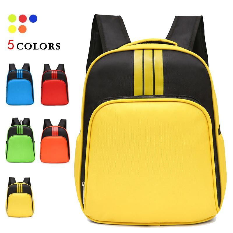 Corporate Gifts - Logo pattern children's school bag