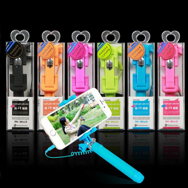 Customised Mini folding self-timer lever ,  corporate gifts