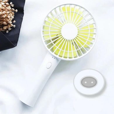 Corporate Gifts - Mini handheld mute usb fan