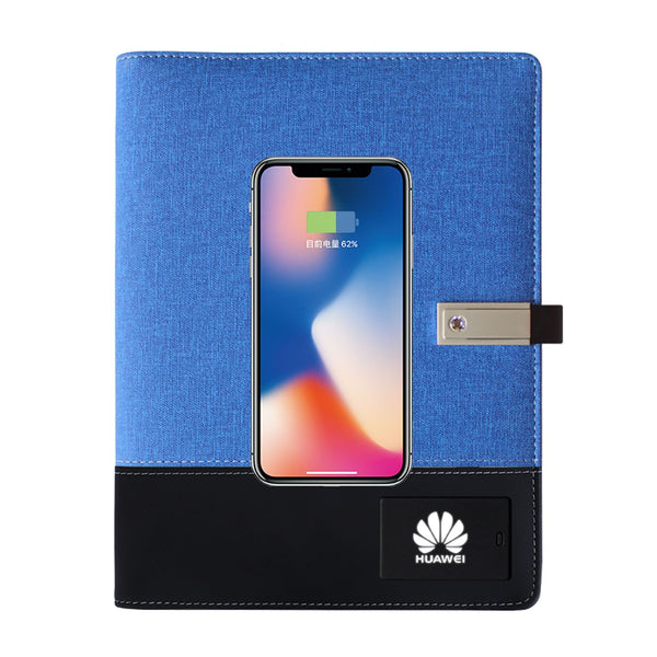 Customised Mobile power notebook th USB flash drive ,  corporate gifts