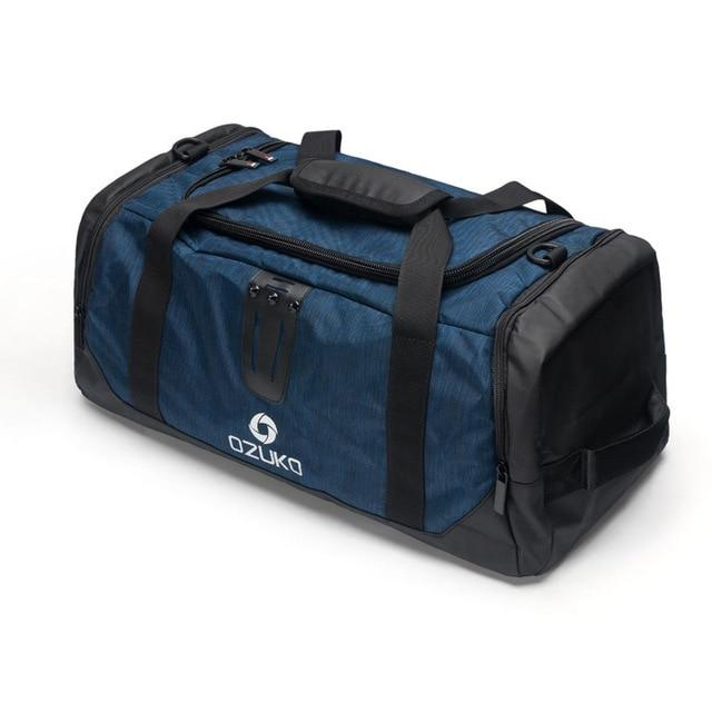 Corporate Gifts - Multi-function Travel Duffle Bag Waterproof Large Capacity