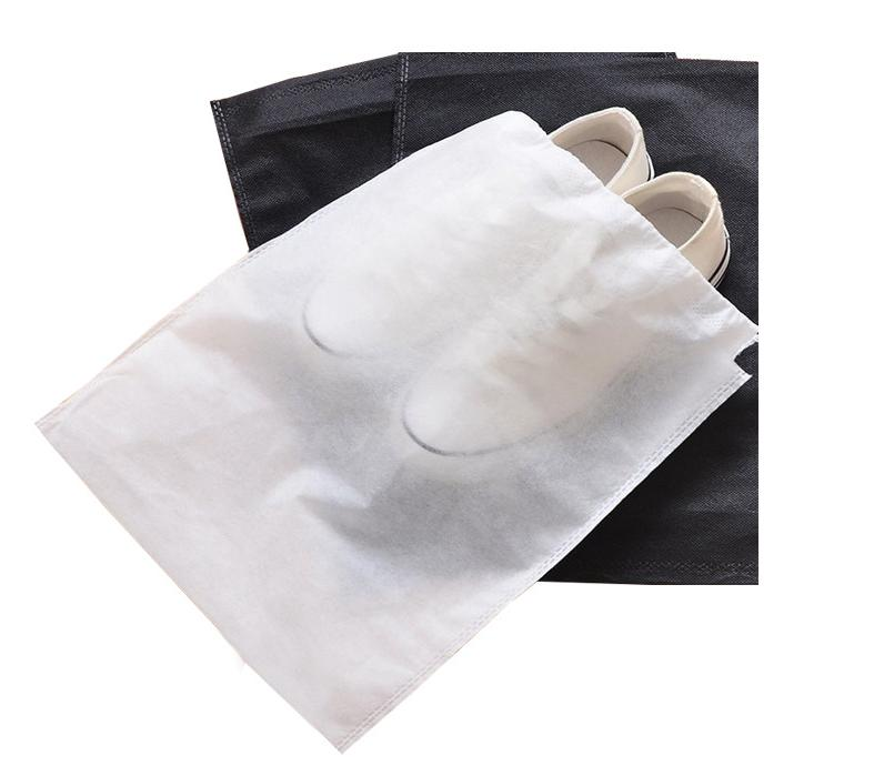 Corporate Gifts - Non-woven shoe bag bundle pocket printing logo