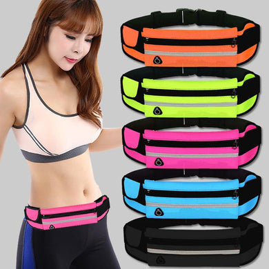 Customised Outdoor sports anti-theft waist bag ,  corporate gifts